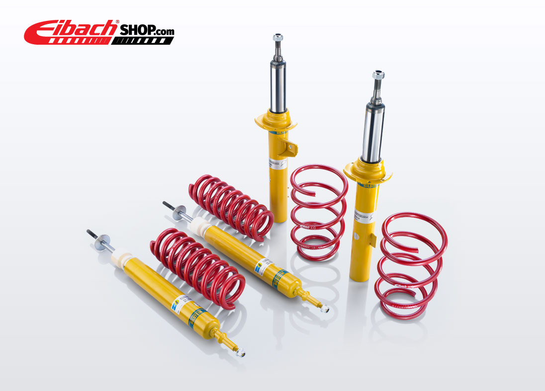 Eibach B12 Sportline suspension kit: VW Jetta IV, VW (FAW) Sagitar