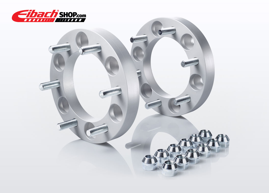 Eibach Pro Spacers 25/50mm: Nissan 6x139,7mm